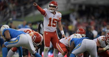 Kansas City Chiefs at Los Angeles Chargers
