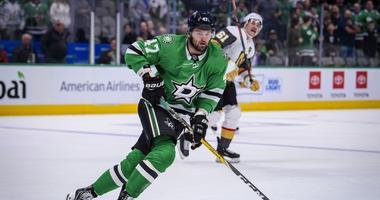 Dallas Stars right wing Alexander Radulov