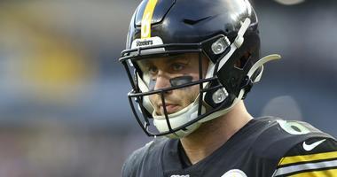 Pittsburgh Steelers quarterback Devlin Hodges