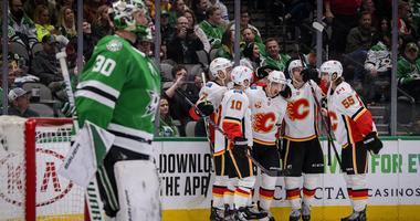 Calgary Flames at Dallas Stars