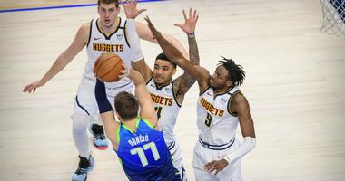 Denver Nuggets at Dallas Mavericks