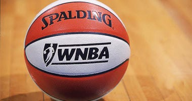 WNBA - Getty Images