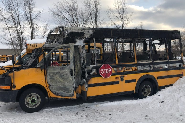 Great News: Meet the Bus Driver who Saved Seven Kids from A Burning School Bus