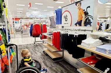 Great News: Meet the Boy Who Saw Himself Represented in a Target Display
