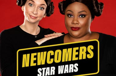 Get Up On This with Jensen Karp: Newcomers Podcast - Star Wars with Lauren Lapkis & Nicole Byer