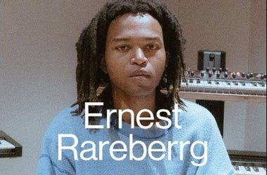 Get Up On This with Jensen Karp: Ernest Rareberrg