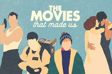 Jensen gets us up on a Nextflix Original Docu-series The Movies That Made Us.