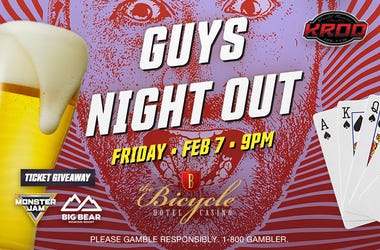 guys night out february