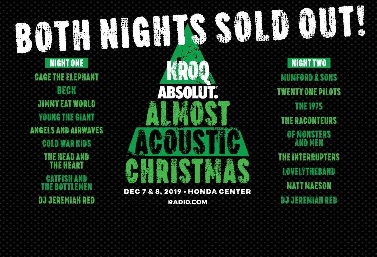 ACX Sold Out