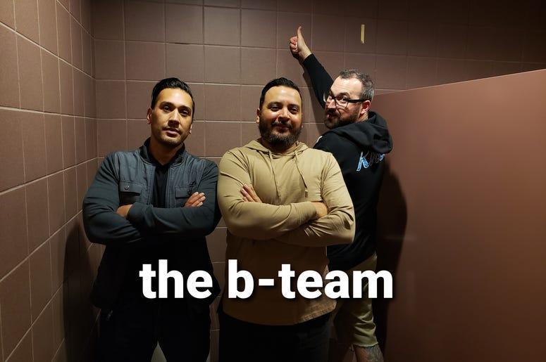 The B-Team EP 87