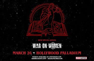 Bad Religion & Alkaline Trio