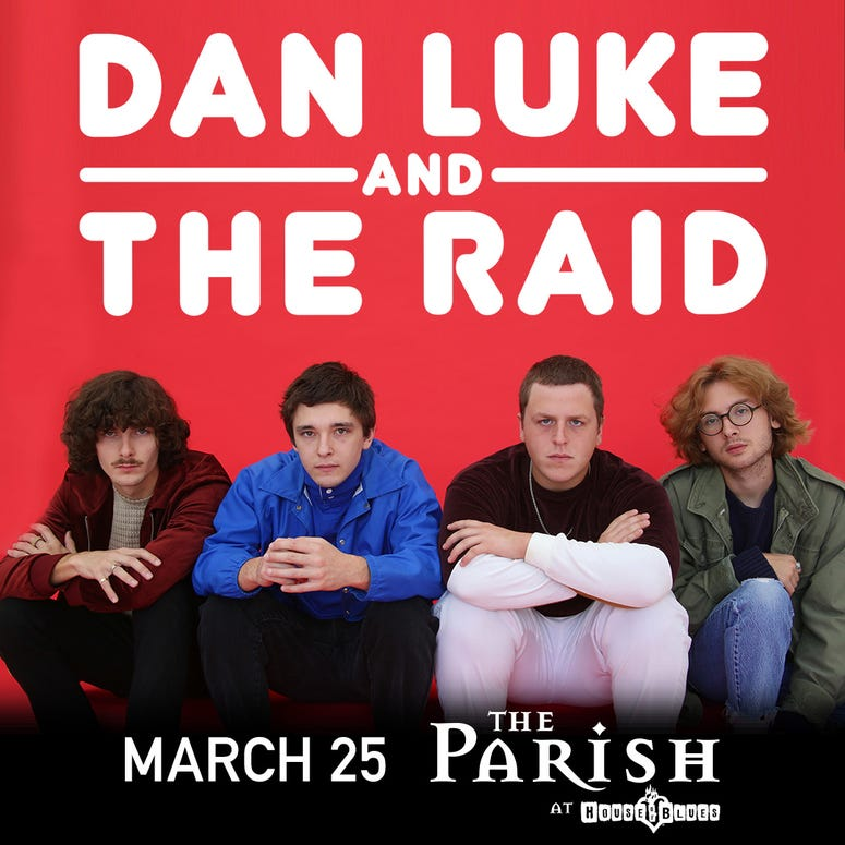 Dan Luke and the Raid