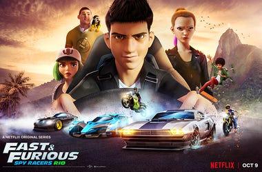 Fast & Furious: Spy Racers Rio