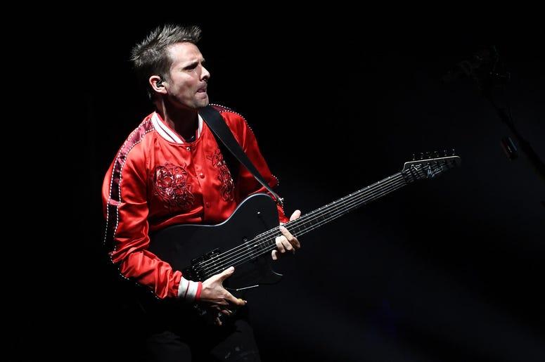 Matt Bellamy of Muse