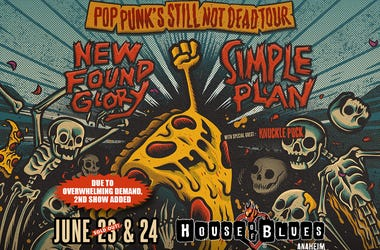 Simple Plan/New Found Glory