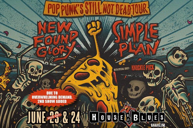 Simple Plan/New Found Glory