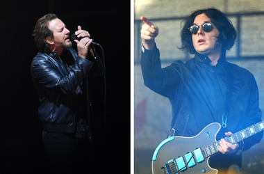 Pearl Jam and Jack White