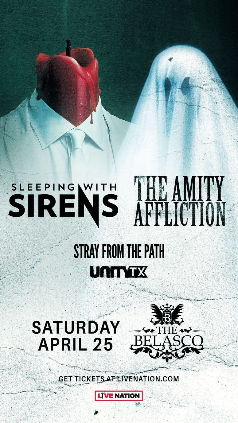 Sleeping with Sirens/The Amity Affliction