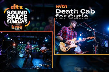 DTS Sound Space Death Cab For Cutie