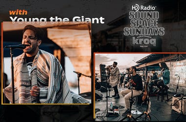 Young The Giant KROQ