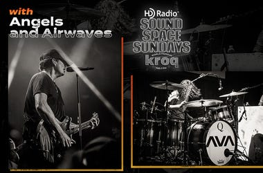 Angels and Airwaves KROQ