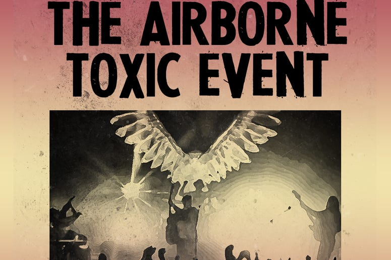 The Airborne Toxic Event Greek Theatre October 9
