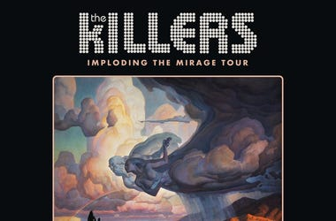 The Killers Banc of California Stadium LA