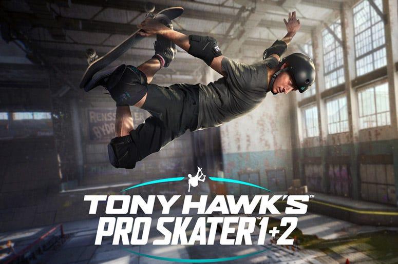 Tony Hawk Pro Skater Game