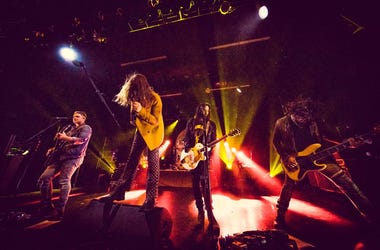 The Glorious Sons at the El Rey
