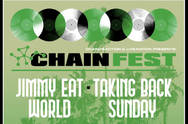 Chain Fest 2020 Lineup