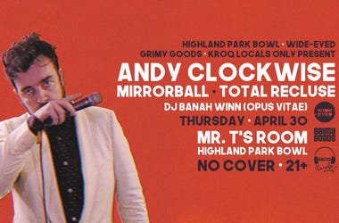 andy clockwise