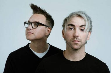 Mark Hoppus and Alex Gaskarth Simple Creatures