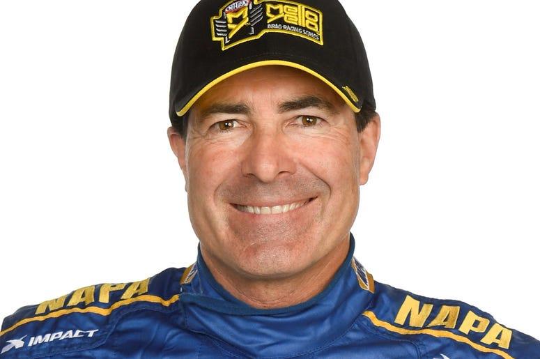 Ron Capps NHRA Driver