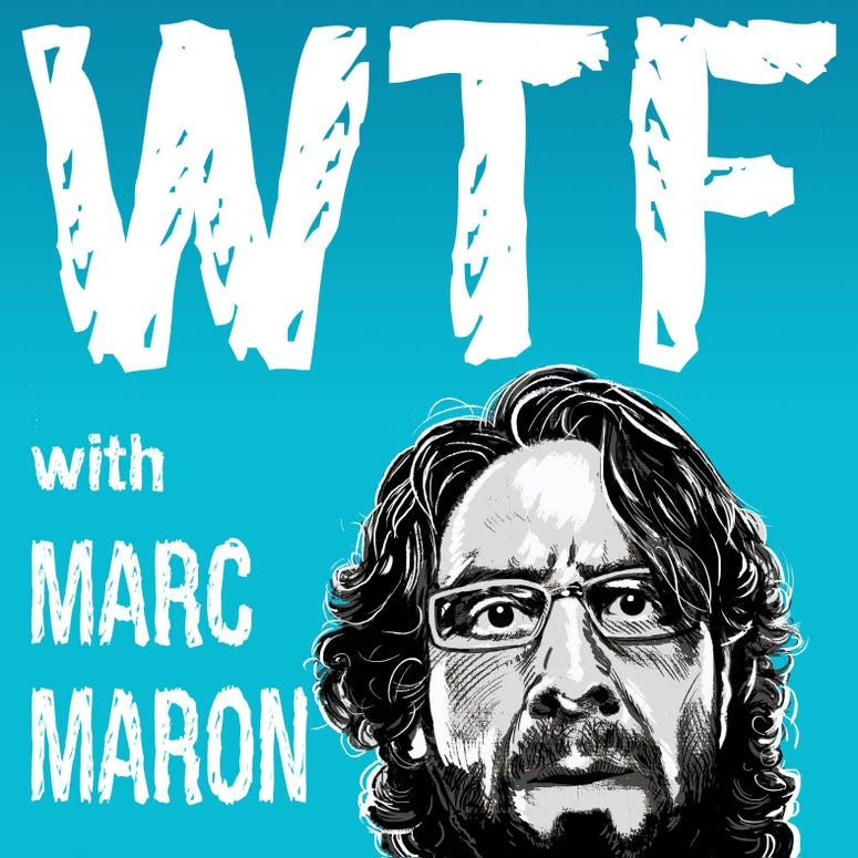 Get Up On This with Jensen Karp: Just Watch App / WTF with Marc Maron: Leonardo DiCaprio & Brad Pitt / Cheer