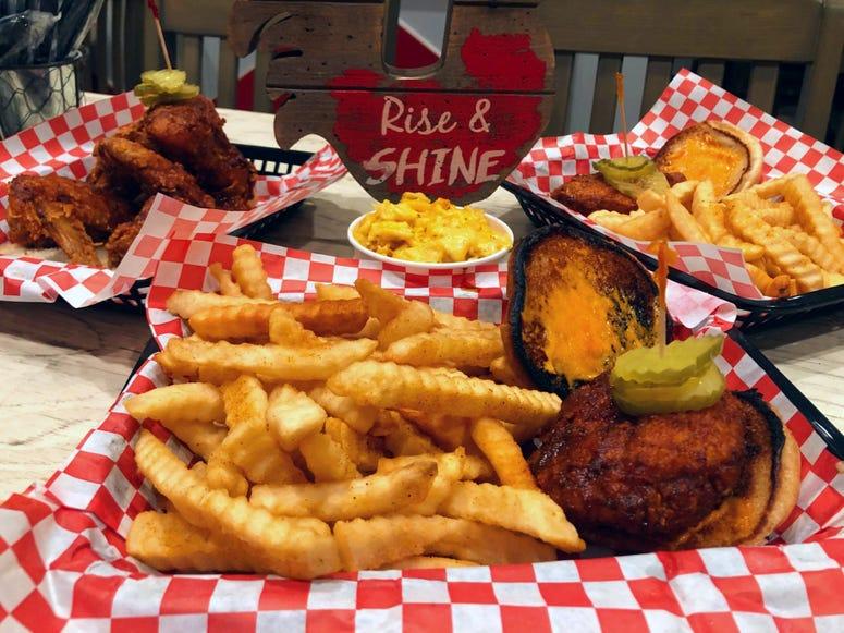 Hotville Chicken Full Meal