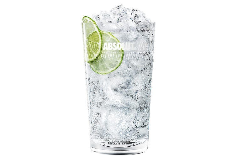 Absolut Soda Your Way