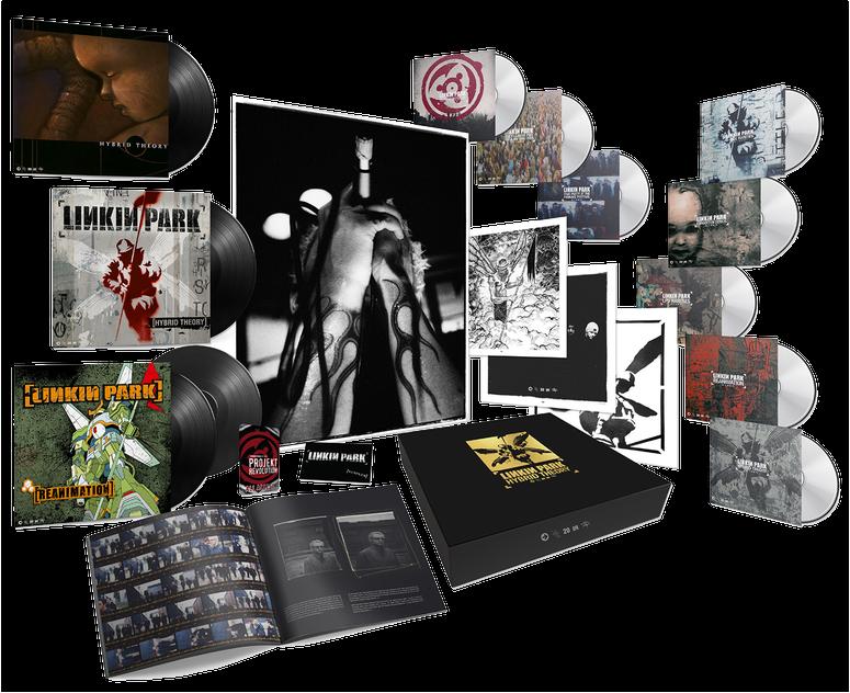 Hybrid Theory 20th Anniversary Set