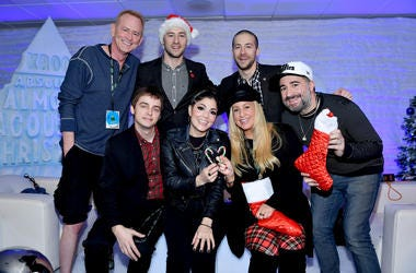 The Interrupters - Acoustic Christmas 2019