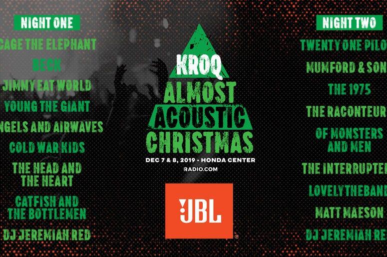 JBL Almost acoustic