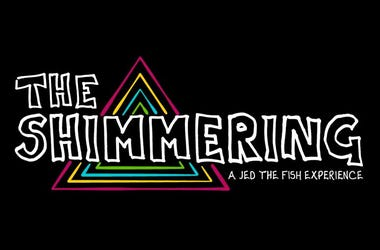 The Shimmering: A Jed the Fish Experience logo