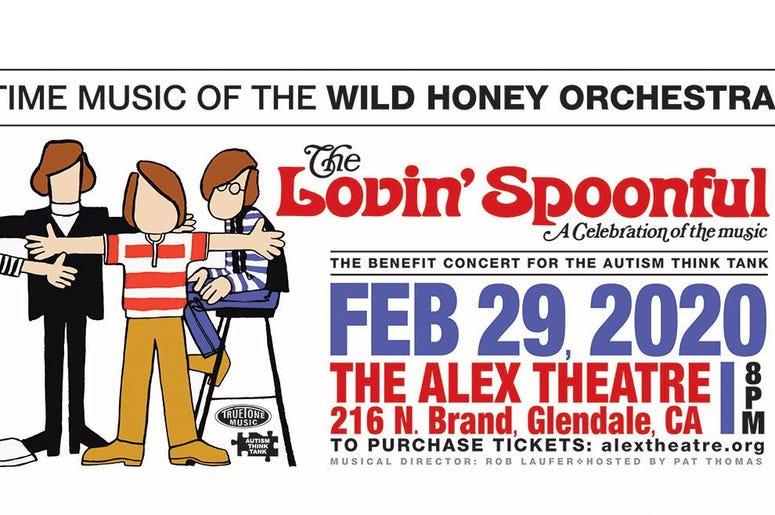 Wild Honey orchestra