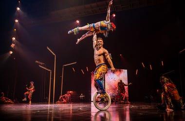 Cirque de Soliel Zolta
