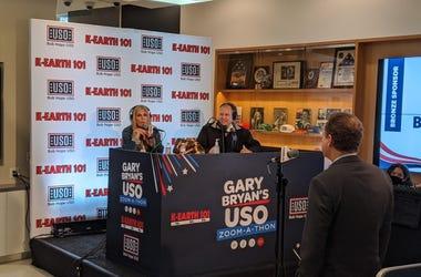 Interview with Bob Kurchin (President of Bob Hope USO) & Justin Erbacci (CEO of LAX)