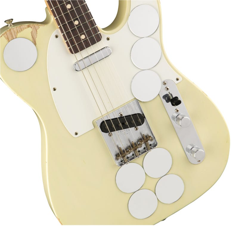 "Jimmy Page's ""Mirrored"" Telecaster"