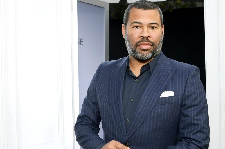 "Jordan Peele attends CBS All Access new series ""The Twilight Zone"""
