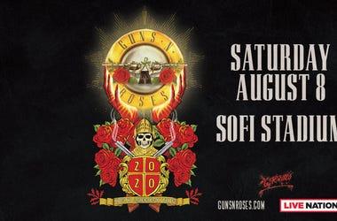 Guns N Roses Sofi Stadium