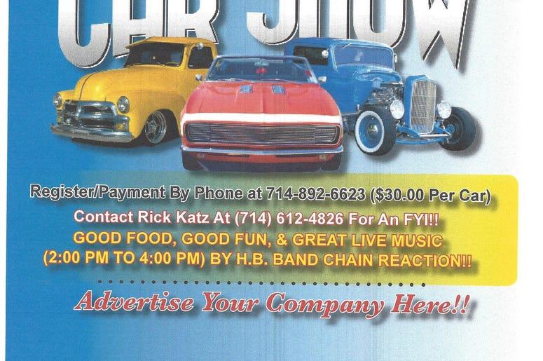 Westminster Car Show