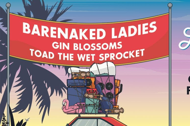 Barenaked Ladies