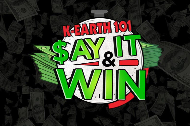 Say It And Win
