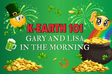 K-Earth 101 Morning Broadcast
